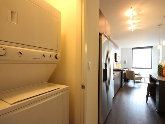 Studio 1 Bathroom Apartment for rent at The Parker Fulton Market in Chicago, IL