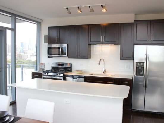 2 Bedrooms 2 Bathrooms Apartment for rent at 1457 North Halsted Street in Chicago, IL