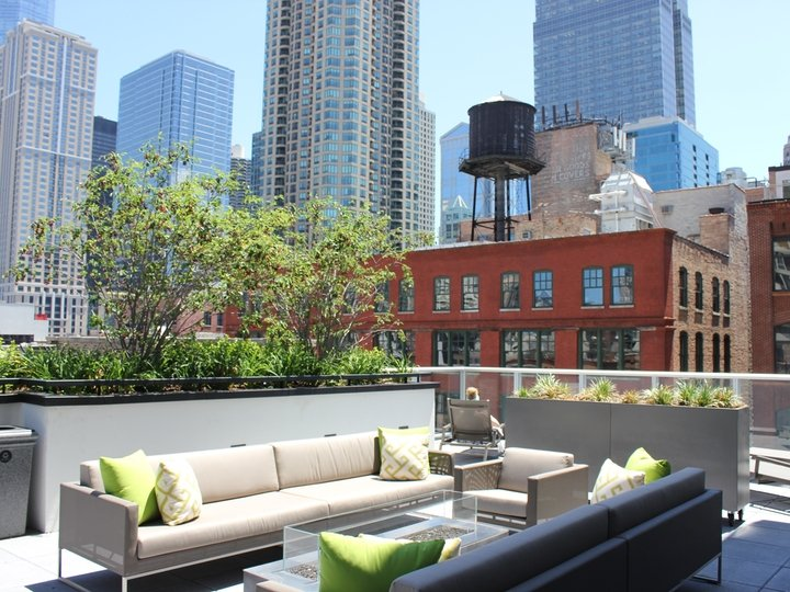 2 Bedrooms 1 Bathroom Apartment for rent at The Jones in Chicago, IL