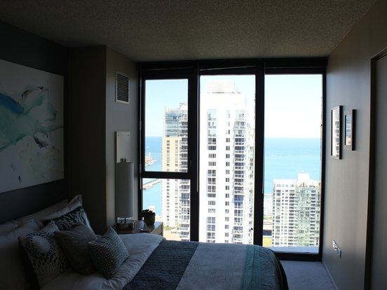 2 Bedrooms 2 Bathrooms Apartment for rent at 221 North Columbus Drive in Chicago, IL