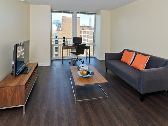 1 Bedroom 1 Bathroom Apartment for rent at Flair Tower in Chicago, IL