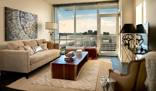 2 Bedrooms 1 Bathroom Apartment for rent at The Lex in Chicago, IL