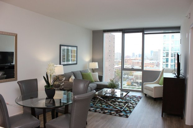 Studio 1 Bathroom Apartment for rent at Halsted Flats in Chicago, IL