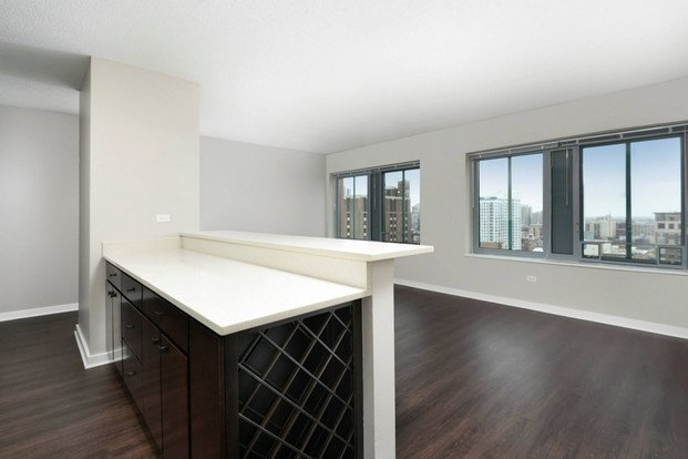 1 Bedroom 1 Bathroom Apartment for rent at 121 W Chestnut St in Chicago, IL