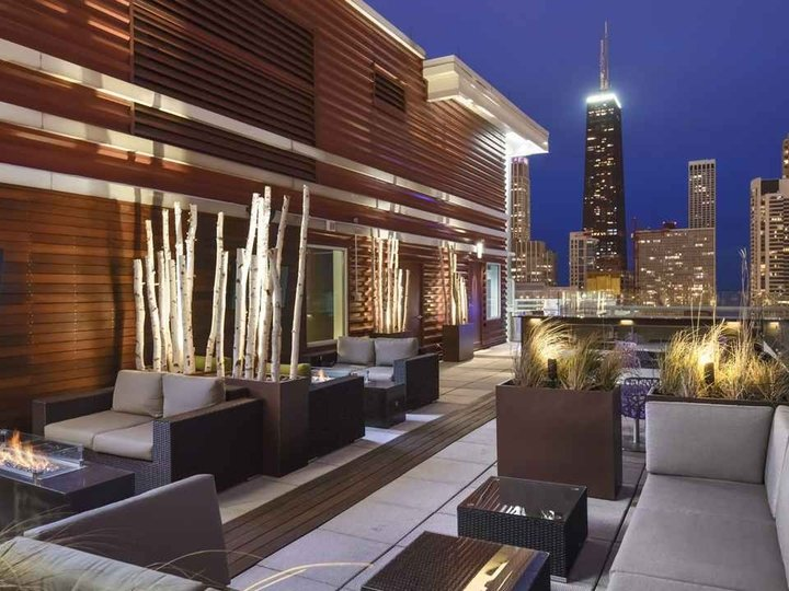 1 Bedroom 1 Bathroom Apartment for rent at Chestnut Tower in Chicago, IL