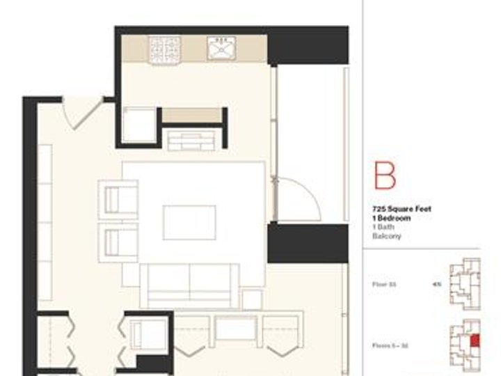 1 bedroom 1 bathroom apartment for rent at eight o five in chicago il