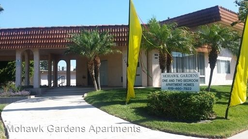 1 Bedroom 1 Bathroom Apartment for rent at 7482 Mohawk Street Rental Office in La Mesa, CA