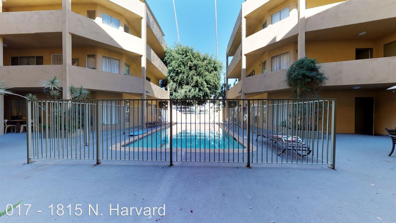 2 Bedrooms 1 Bathroom Apartment for rent at 1815 N. Harvard Blvd. in Los Angeles, CA