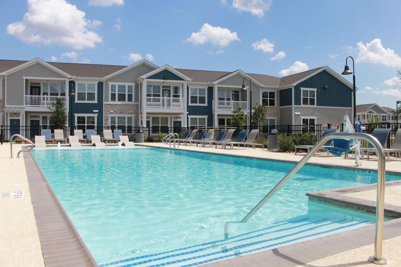 Springs At Lakeline Apartments Austin Tx
