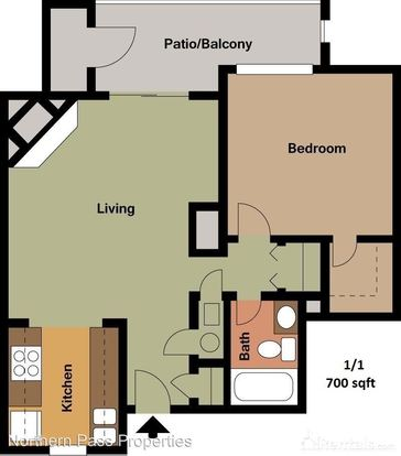 1 Bedroom 1 Bathroom Apartment for rent at 1210 Country Club Rd in Santa Teresa, NM