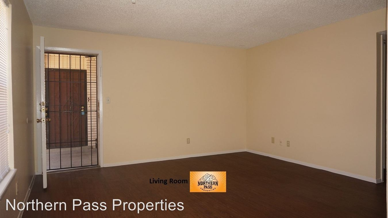1 Bedroom 1 Bathroom Apartment for rent at 10009 Rushing Rd in El Paso, TX