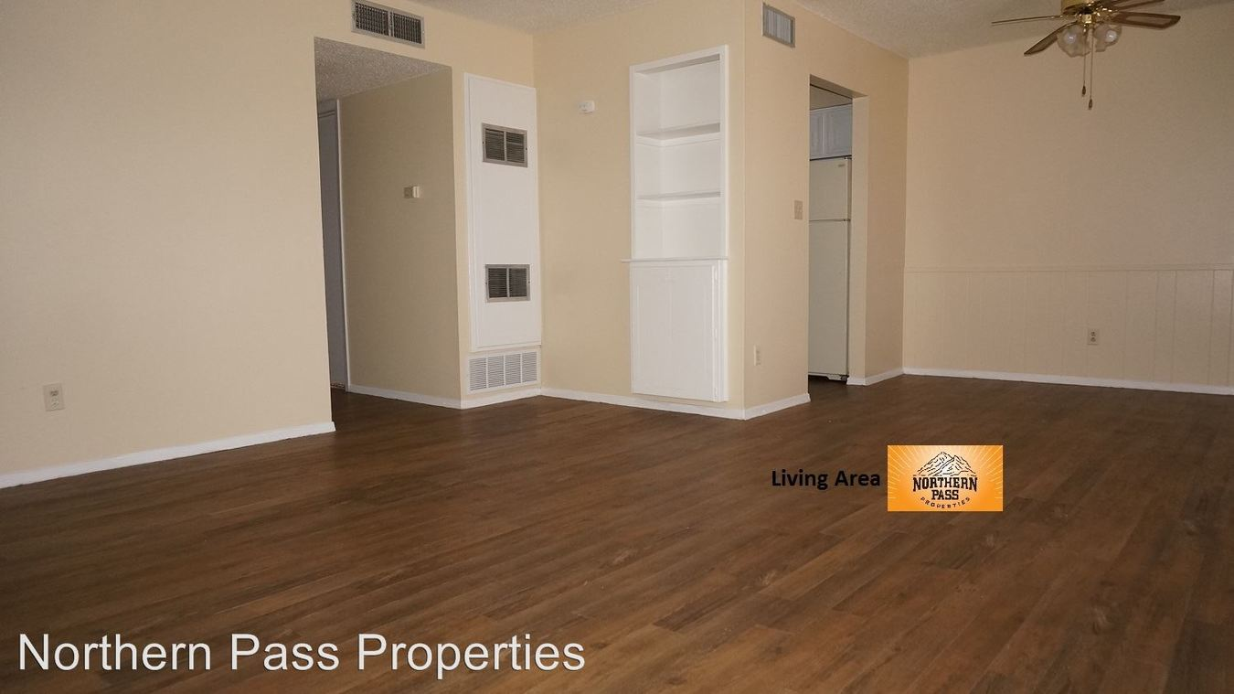 2 Bedrooms 1 Bathroom Apartment for rent at 10009 Rushing Rd in El Paso, TX