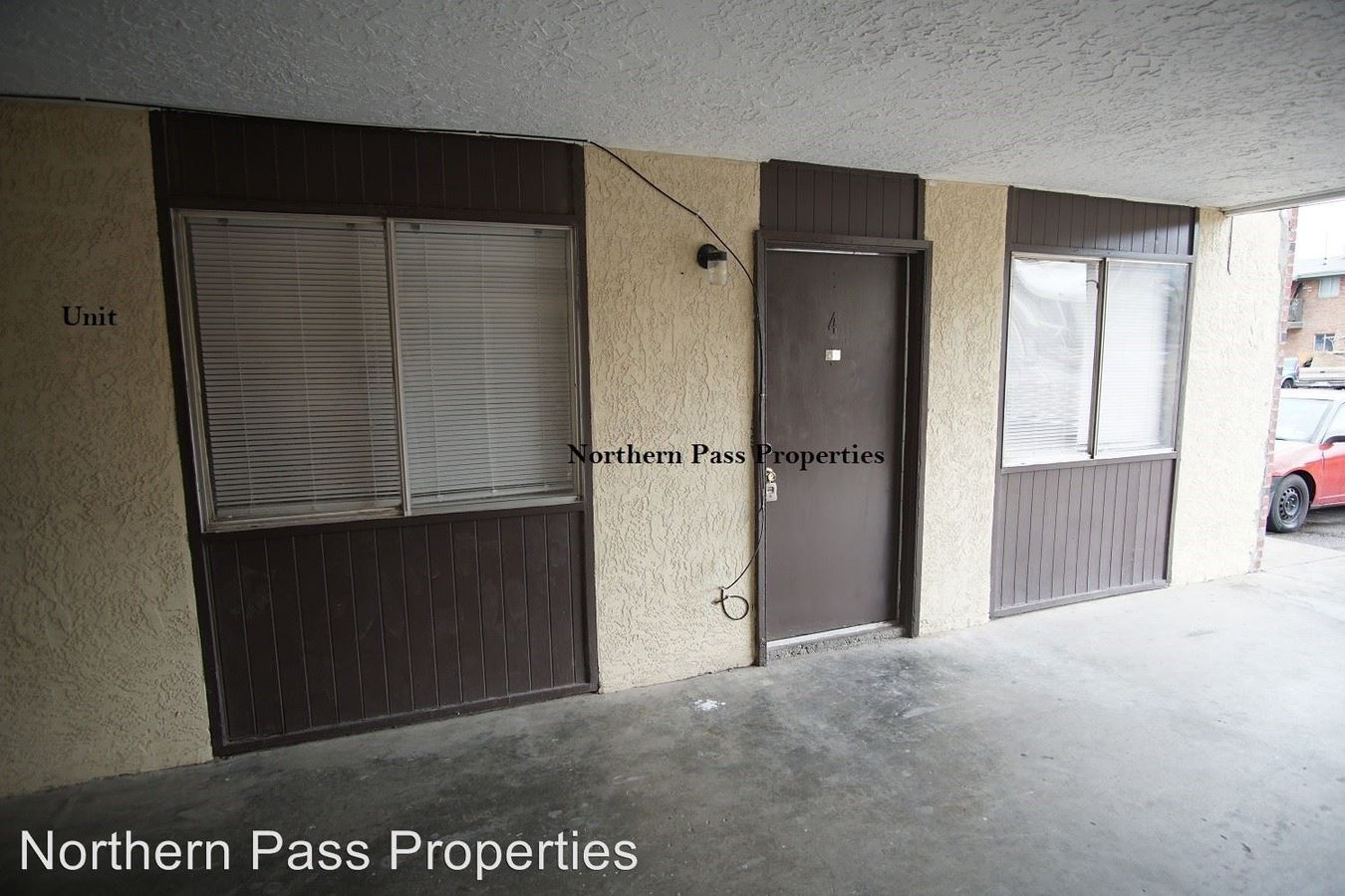 2 Bedrooms 1 Bathroom Apartment for rent at 5209 Carousel in El Paso, TX