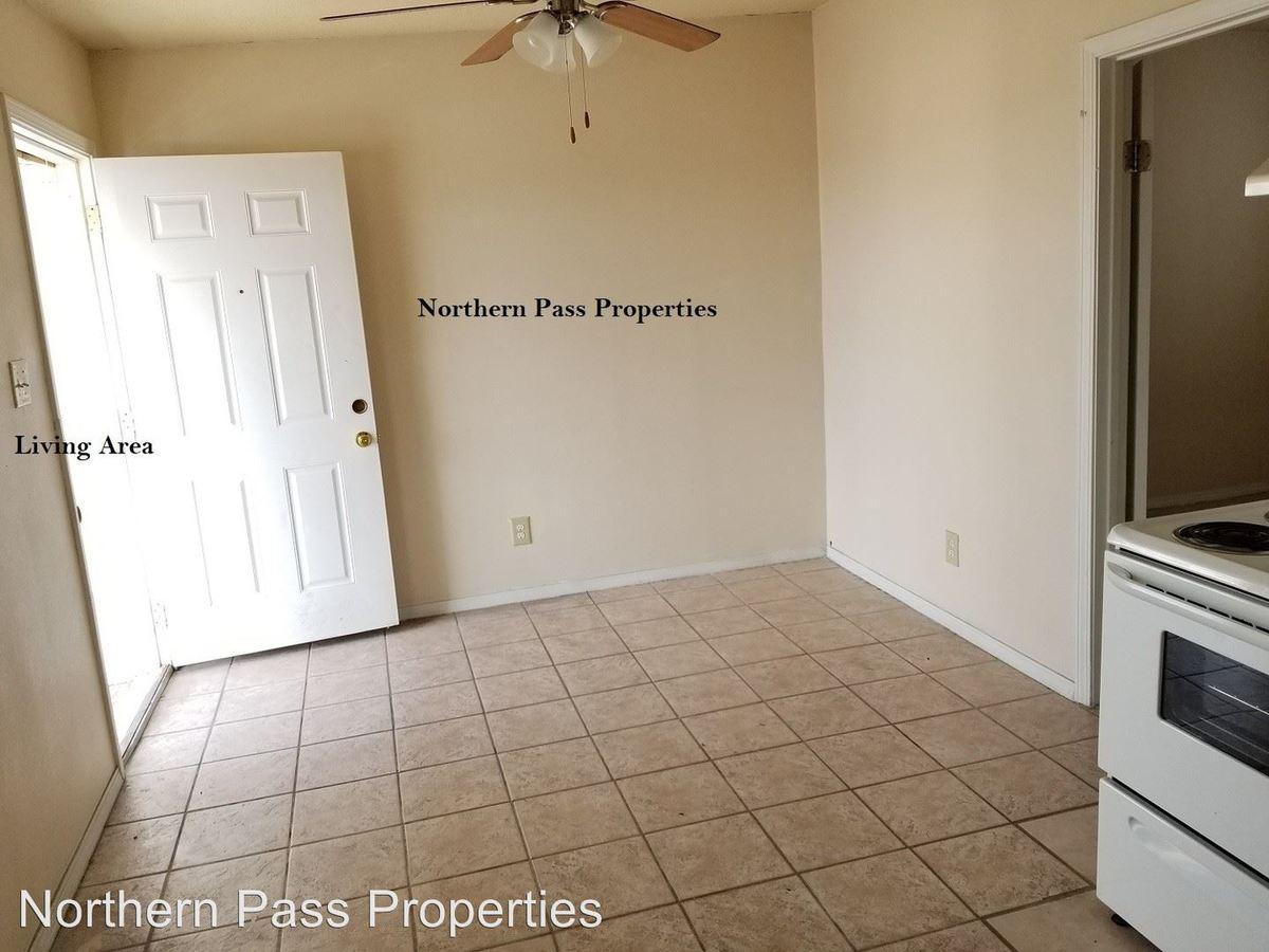1 Bedroom 1 Bathroom Apartment for rent at 4510 Arlen in El Paso, TX