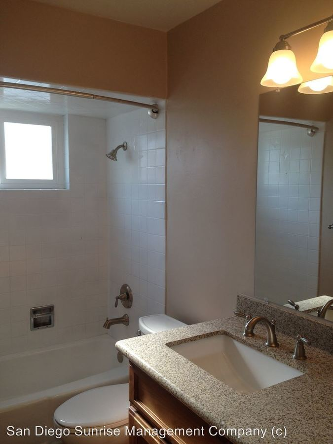 1 Bedroom 1 Bathroom Apartment for rent at 4555 51st Street in San Diego, CA
