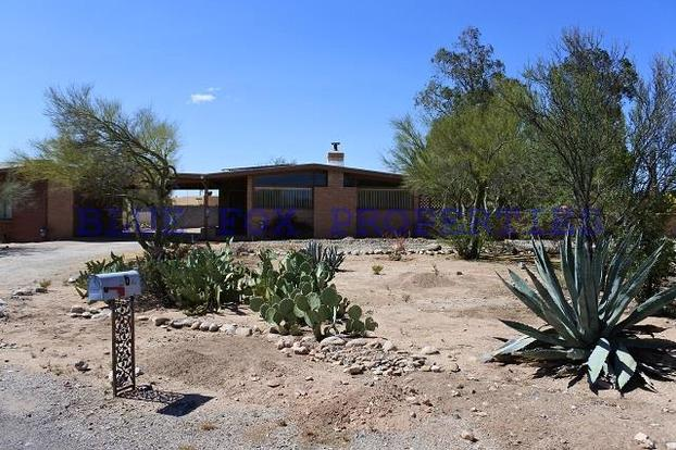 4 Bedrooms 2 Bathrooms House for rent at 862 W. San Martin in Tucson, AZ