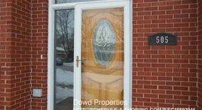 505 Grandview Apartment for rent in Normal, IL