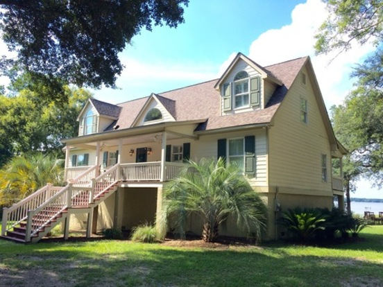 4 Bedrooms 3 Bathrooms House for rent at 1069 Harts Bluff Road in Wadmalaw Island, SC