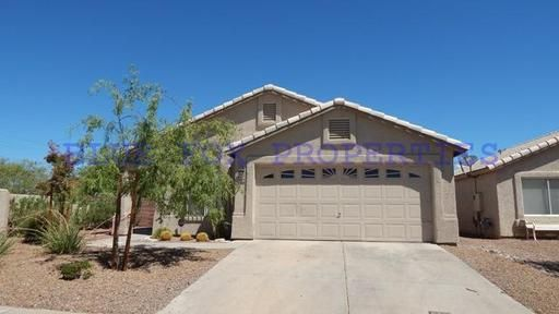 3 Bedrooms 2 Bathrooms House for rent at 2410 W. Silver Arrow Drive in Tucson, AZ