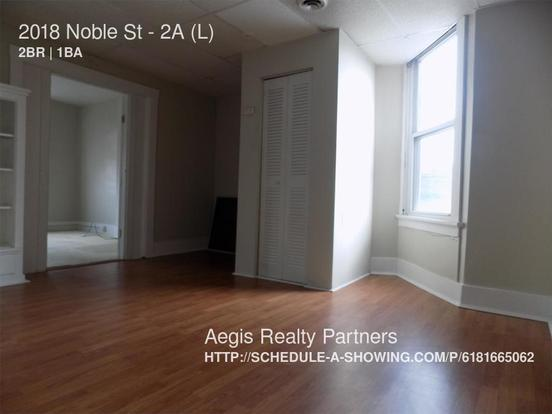 2 Bedrooms 1 Bathroom House for rent at 2018 Noble St in Pittsburgh, PA