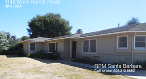 1148 More Ranch Road Apartment for rent in Santa Barbara, CA