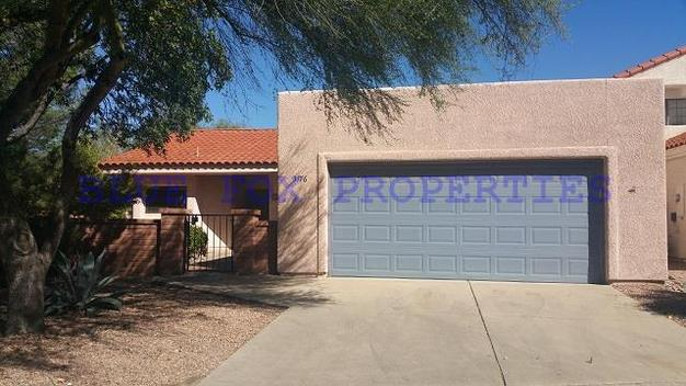 2 Bedrooms 2 Bathrooms House for rent at 3176 N. Willow Creek in Tucson, AZ