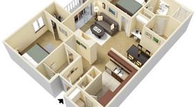 Similar Apartment at 10010 S 1st St