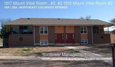 1517 Mount View Room , #2, #3 1515 Mount View Room #2