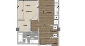 Similar Apartment at 4100 Lindell, #306