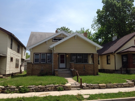 4 Bedrooms 2 Bathrooms House for rent at 1331 N Tuxedo Street in Indianapolis, IN
