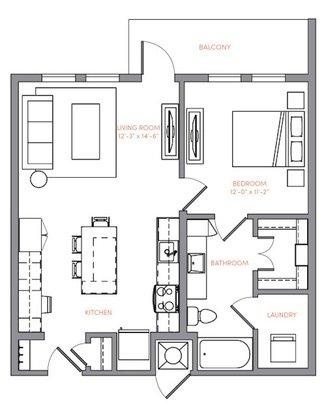 1 Bedroom 1 Bathroom House for rent at 2600 W Braker Ln 95573 1 in Austin, TX