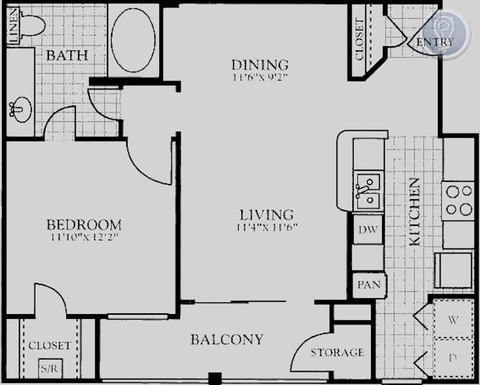 1 Bedroom 1 Bathroom House for rent at 9000 Rm 2222 in Austin, TX
