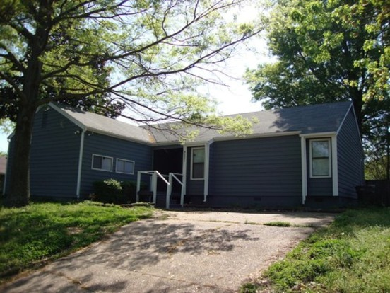 3 Bedrooms 2 Bathrooms House for rent at 4531 Knotty Oaks Drive in Memphis, TN