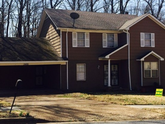 4 Bedrooms 2 Bathrooms House for rent at 3485 E Rolling Woods in Memphis, TN