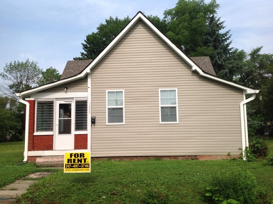 2 Bedrooms 1 Bathroom House for rent at 1238 N Sheffield Ave in Indianapolis, IN