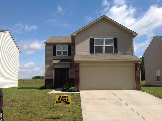 4 Bedrooms 2 Bathrooms House for rent at 10436 Bellchime Court in Indianapolis, IN