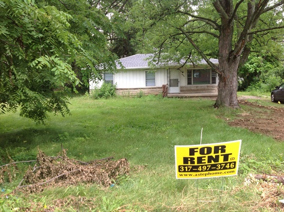 3 Bedrooms 1 Bathroom House for rent at 8946 E 45th St in Indianapolis, IN