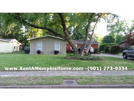 3 Bedrooms 2 Bathrooms House for rent at 4793 Bridgedale Ave in Memphis, TN