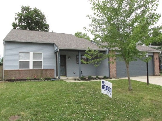 4 Bedrooms 2 Bathrooms House for rent at 5913 Buckrill Dr in Indianapolis, IN