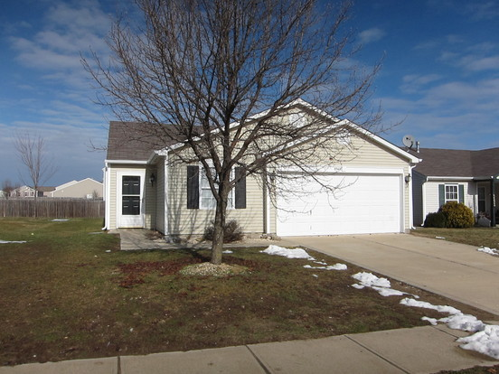 3 Bedrooms 2 Bathrooms House for rent at 8944 Poppy Lane in Indianapolis, IN