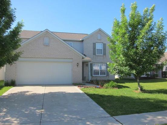4 Bedrooms 2 Bathrooms House for rent at 9031 Ernest Lane in Indianapolis, IN