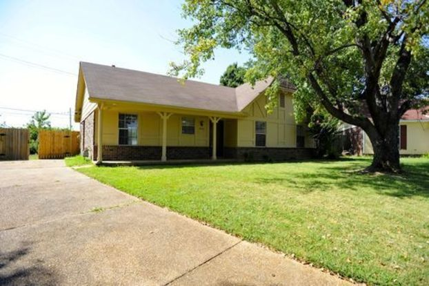 3 Bedrooms 2 Bathrooms House for rent at 5934 Hickory Branch Cv in Memphis, TN