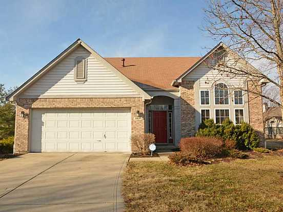 4 Bedrooms 2 Bathrooms House for rent at 8611 Longspur Court in Indianapolis, IN