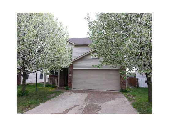 4 Bedrooms 2 Bathrooms House for rent at 3334 Blue Ash Lane in Indianapolis, IN