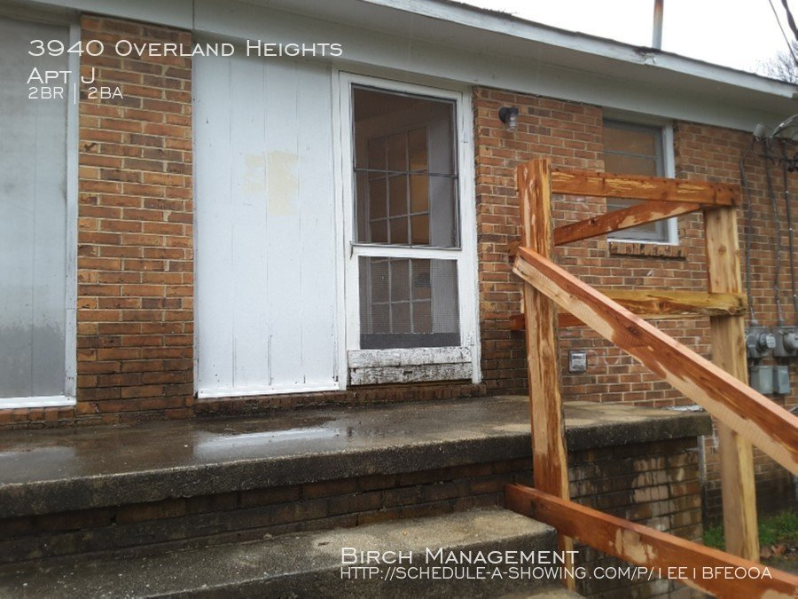 3940 Overland Heights Apt J Greensboro Nc Apartment For Rent