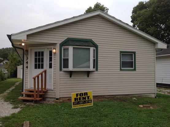 3 Bedrooms 1 Bathroom House for rent at 344 S Cole Street in Indianapolis, IN