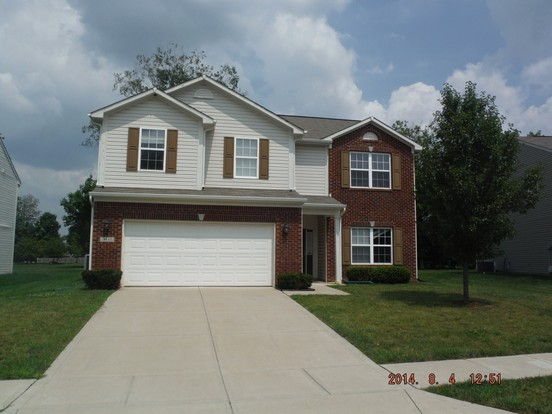 4 Bedrooms 2 Bathrooms House for rent at 11440 Flatstick Court in Indianapolis, IN