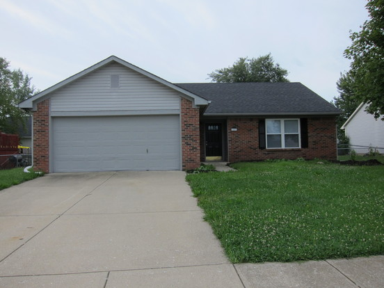 3 Bedrooms 2 Bathrooms House for rent at 1827 Beckenbauer Lane in Indianapolis, IN
