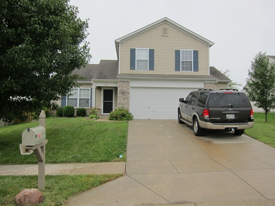 3 Bedrooms 2 Bathrooms House for rent at 1326 Cornwallis Lane in Indianapolis, IN