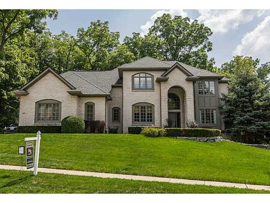 4 Bedrooms 3 Bathrooms House for rent at 8689 Admirals Woods Drive in Indianapolis, IN